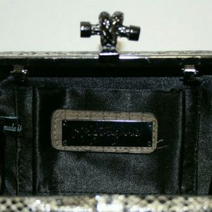 Mystique Boutique Bags - Balenciaga Style Box Clutch by Mystique from Macys